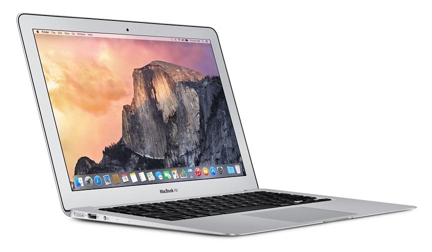 MacBook Air-13-early 2015