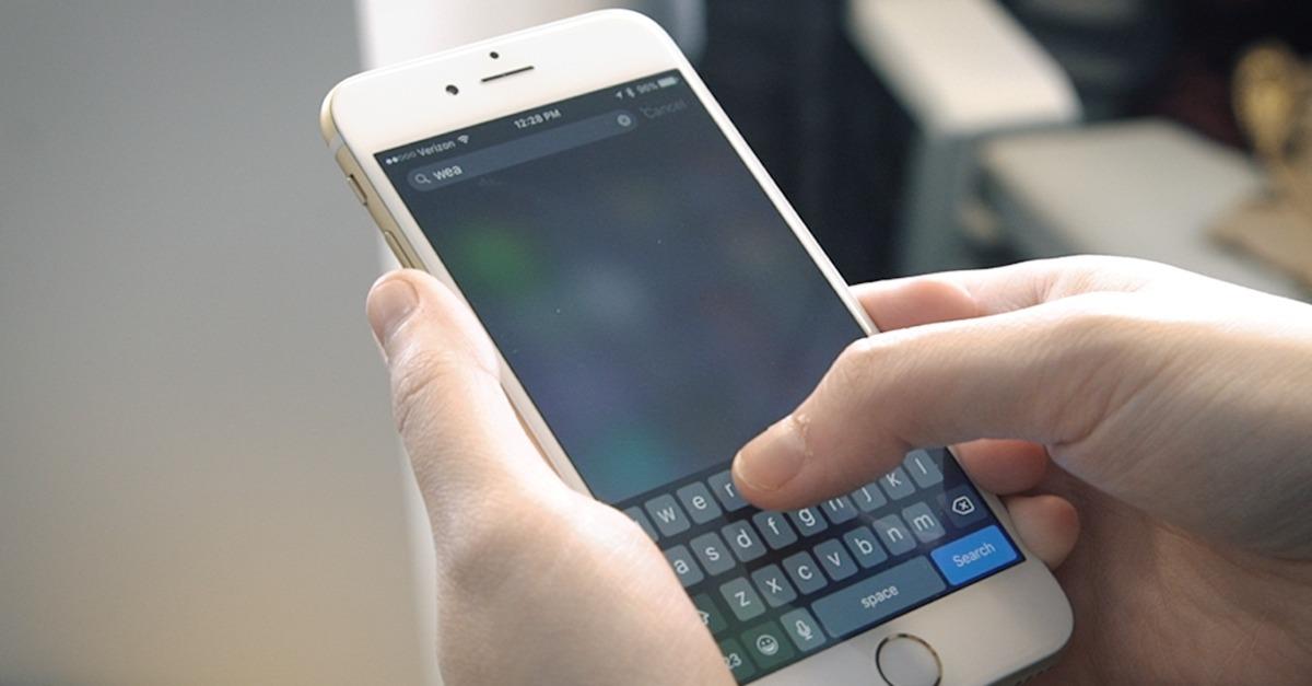 4- iPhone -tricks