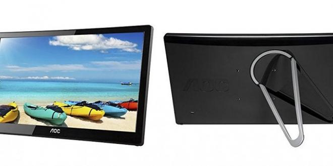 AOC Portable monitor
