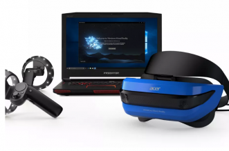 Acer will release a Windows Mixed Reality VR headset
