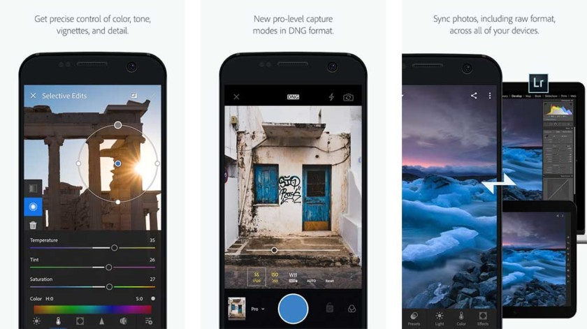 Adobe photo editor apps