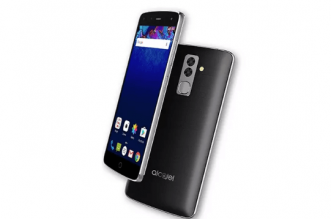 Alcatel's new Flash phone