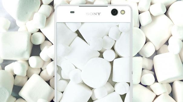 Android Marshmallow - Sony Xperia