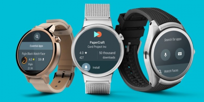 Android Wear 2.0- smartwatches