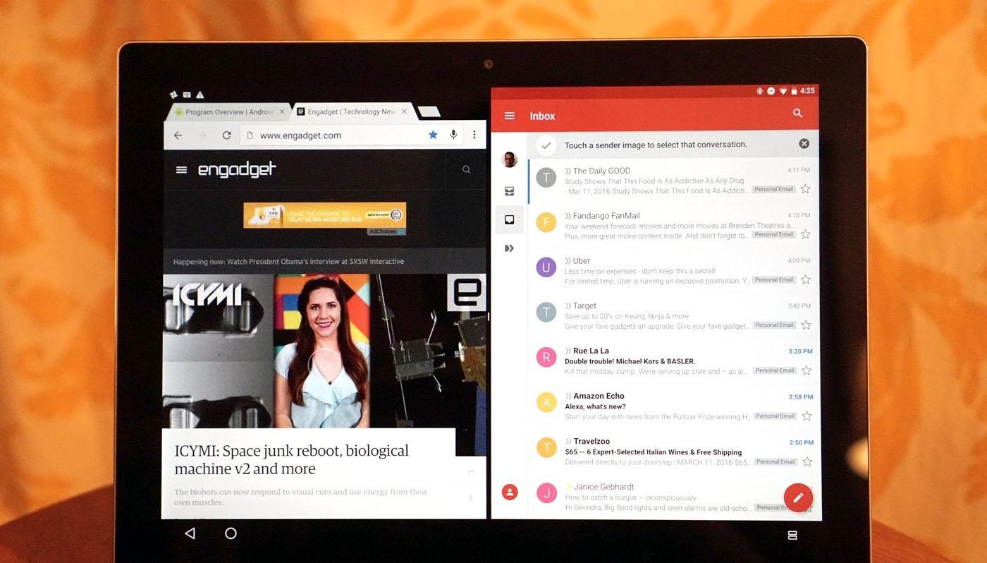 Android-n-pixel-c-tab