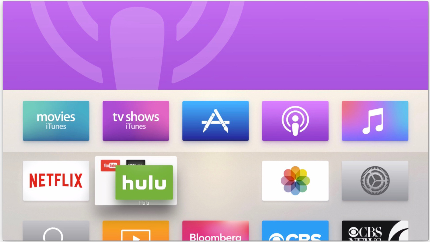 Apple TV tvos9-2