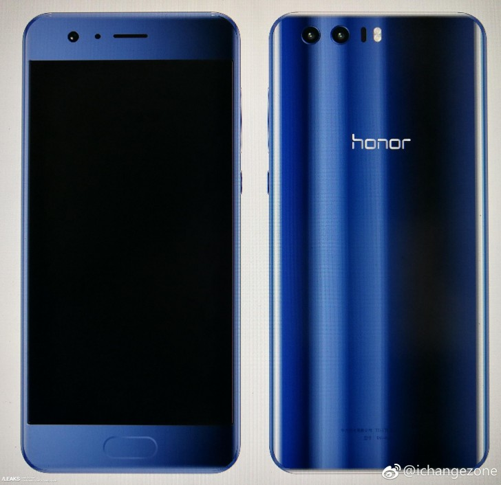 BLUE Honor 9