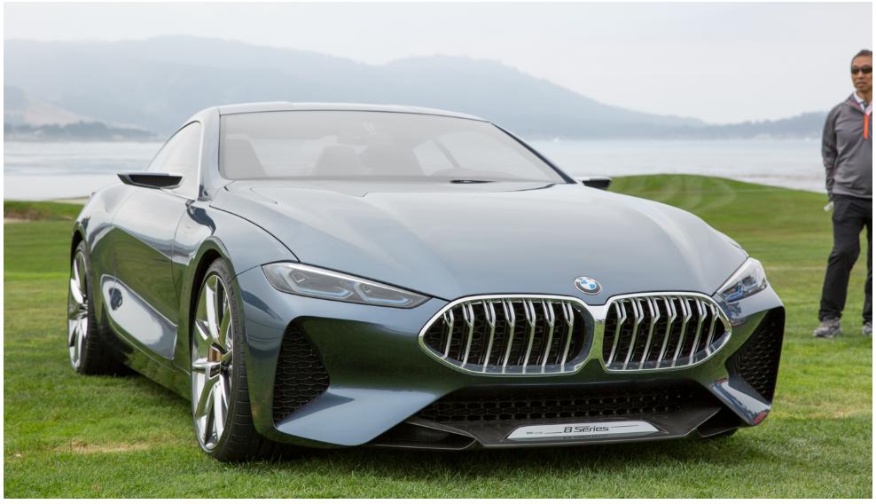 سيارات 8 Series من Bmw المعاد تصميمها تأتي بمظهر أفضل وأكثر قوة التقنية بلا حدود