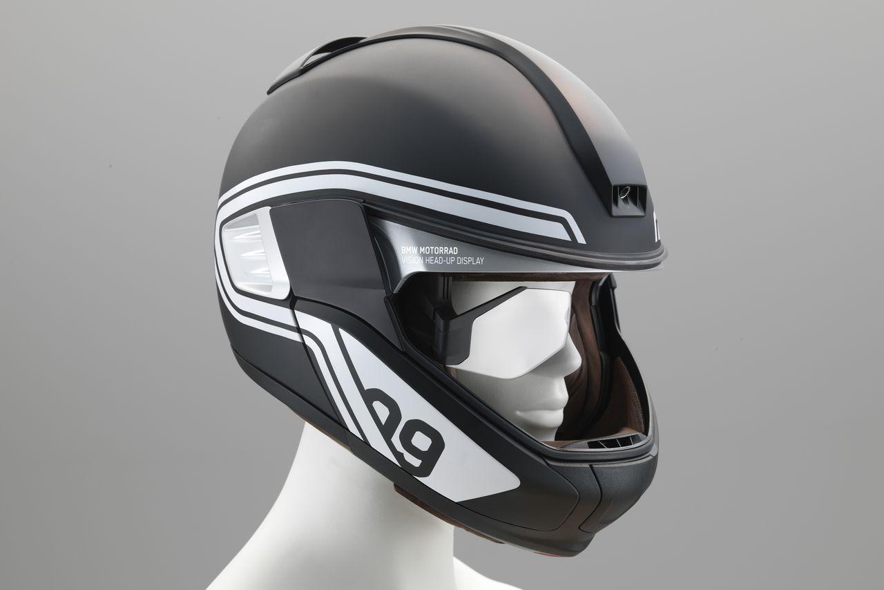 BMW-concept -motorcycle helmet