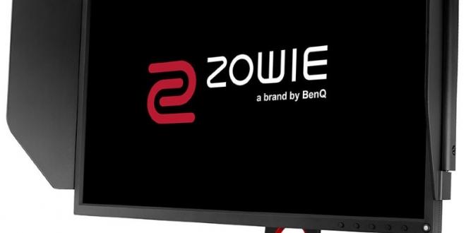 Zowie XL2540 شاشة BenQ المخصصة لألعاب e-sports