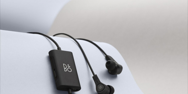 Beoplay E4 Noise-Cancelling Earbuds Unveiled