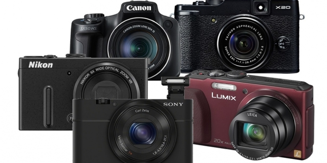 Best compact cameras 2017
