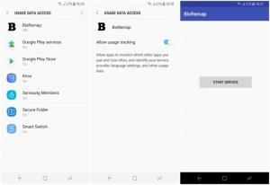 BixRemap app from Google Play