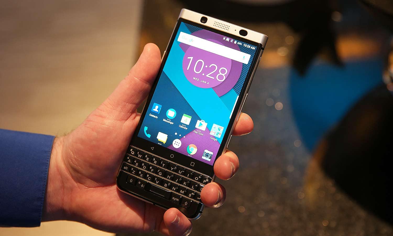 BlackBerry -Mercury