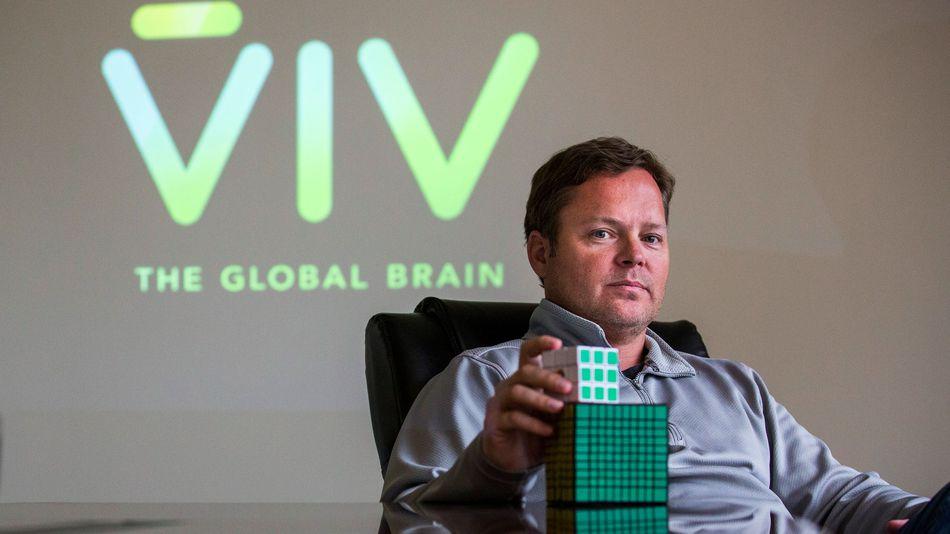 سامسونج تعلن عن خططها للإستحواذ على منصة Viv  سامسونج تعلن عن خططها للإستحواذ على منصة Viv
