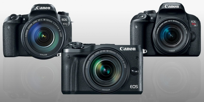 Canon-DSLR-camera