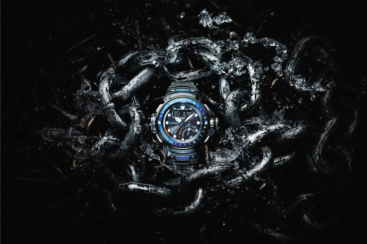 Casio - G-Shock Gulfmaster watch