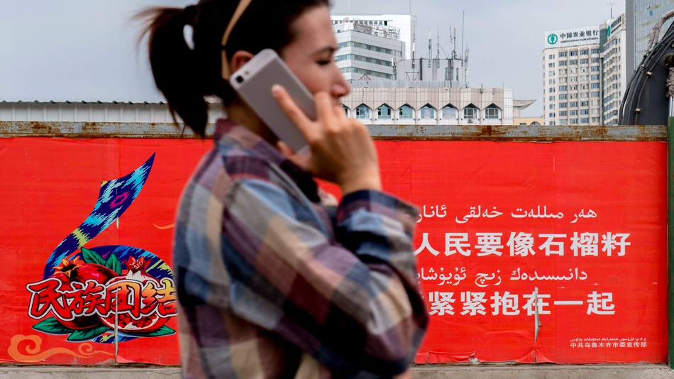 China forces its Muslim minority to install spyware on their phones