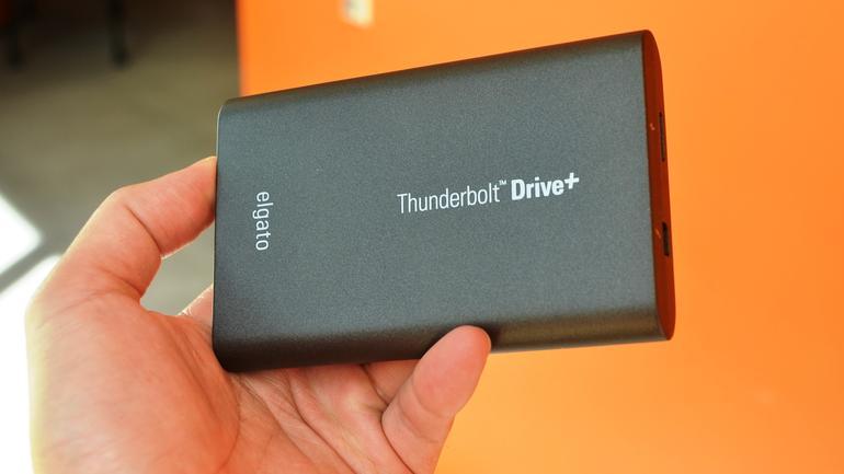 Elgato Thunderbolt -Drive+ 256GB