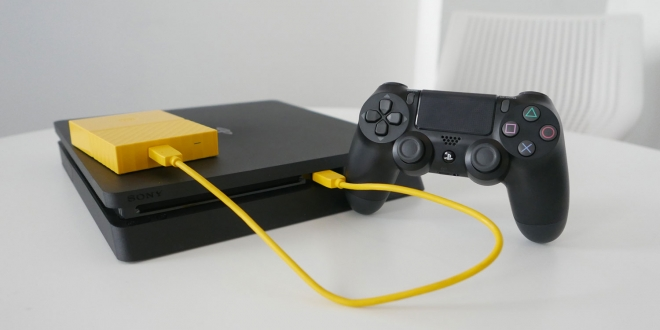 External Storage for PS4