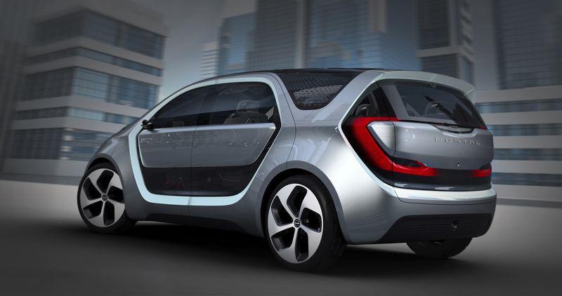 شركة Chrysler تكشف نموذج للسيارات