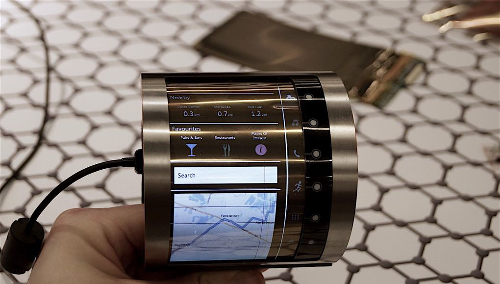 FlexEnable-wrist-screen