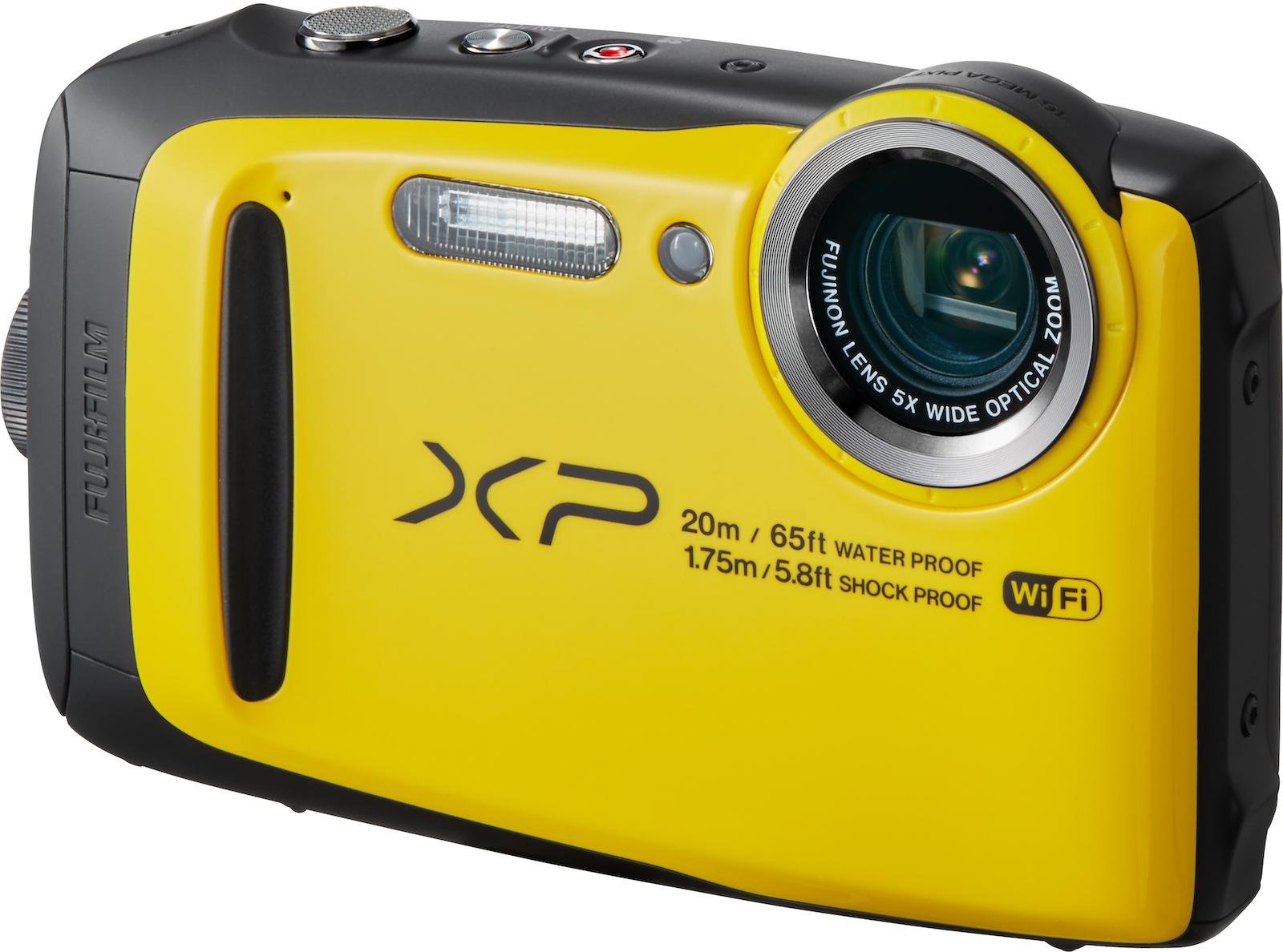 Fujifilm- FinePix XP120