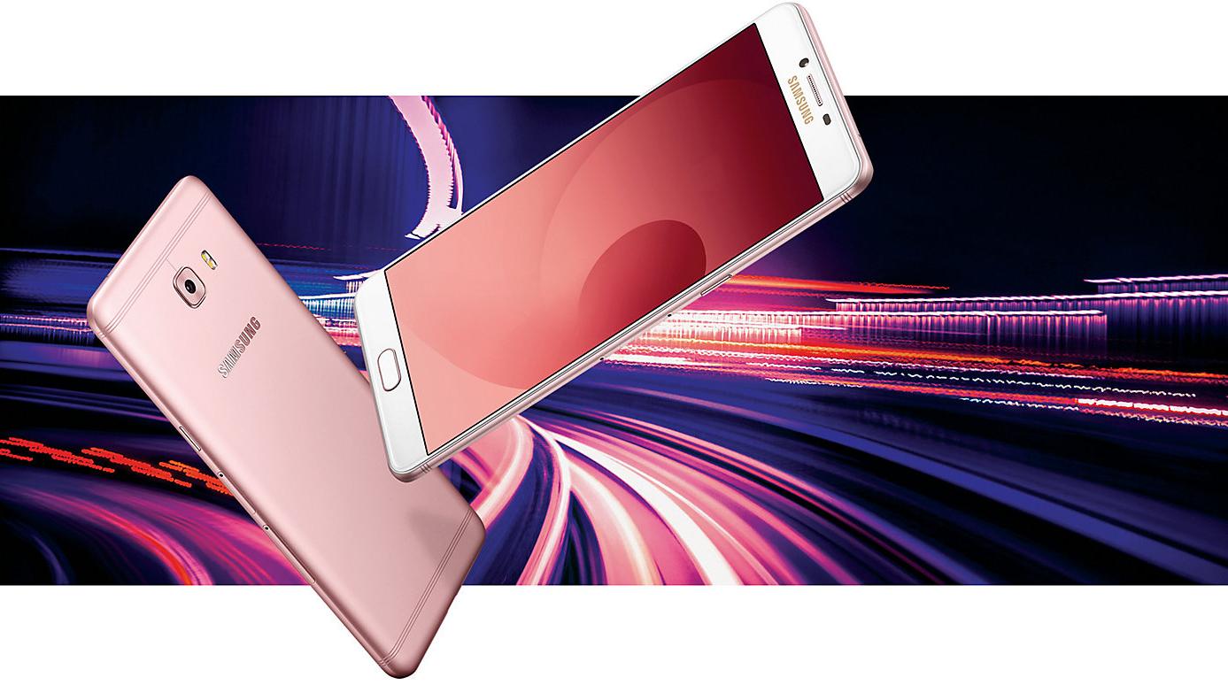 سامسونج تقدم Galaxy C9 Pro بتصميم مميز وسعر 500$