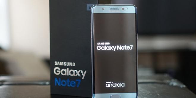 اخبار الامارات العاجلة Galaxy-Note7-5-660x330 ترقب الكشف عن السبب الحقيقي لإحتراق هاتف Note 7 أخبار التقنية  آيفون آندرويد ٍsamsung galaxy s8 galaxy note7