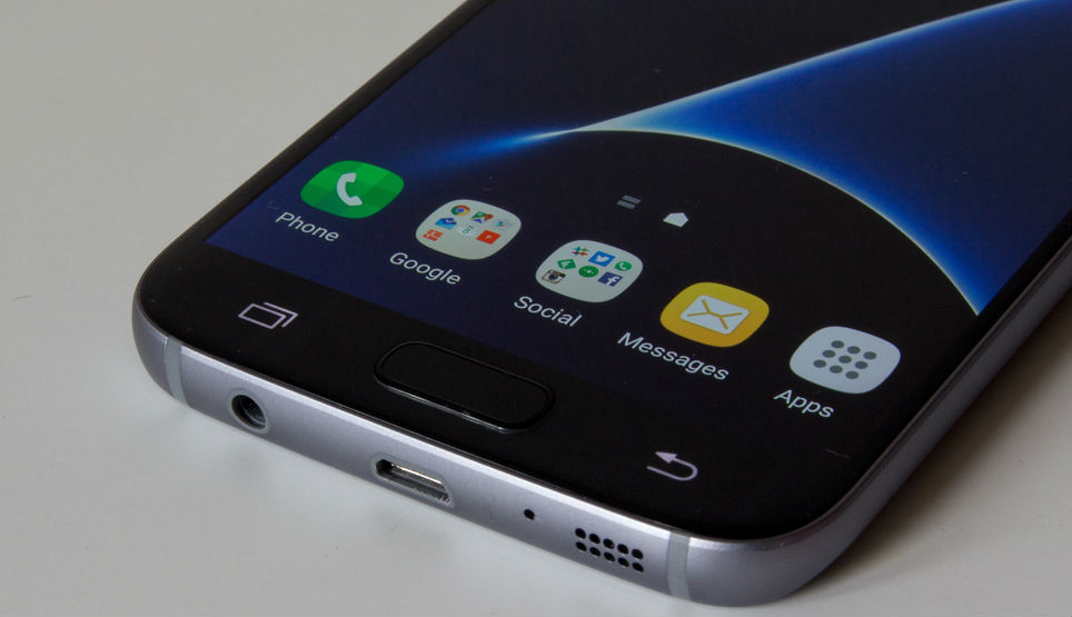 سامسونج تستخدم منفذ USB C للصوتيات والشحن في Galaxy S8