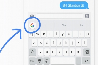 Gboard keyboard-iOS