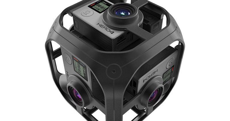 GoPro-Omni 360-degree camera