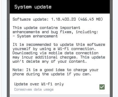 HTC Desire 10 Pro getting new update
