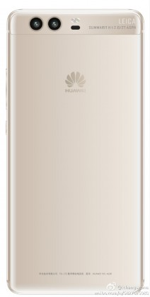أحدث التسريبات المصورة لهاتف Huawei P10 المرتقب