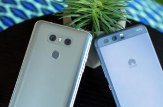 Huawei P10 vs LG G6