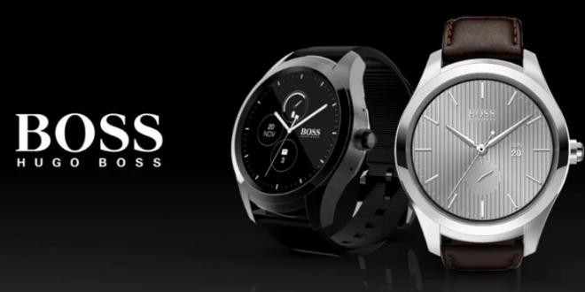 Hugo Boss Android Wear