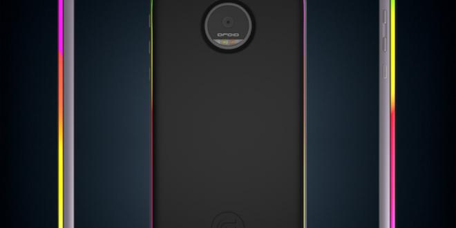 LED light - Moto Z-Moto Mod