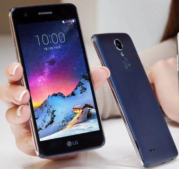 الإعلان الرسمي عن هاتف LG X300 بسعر 220$ تقريباً