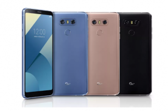 LG finally makes a G6 that doesn't skimp on features