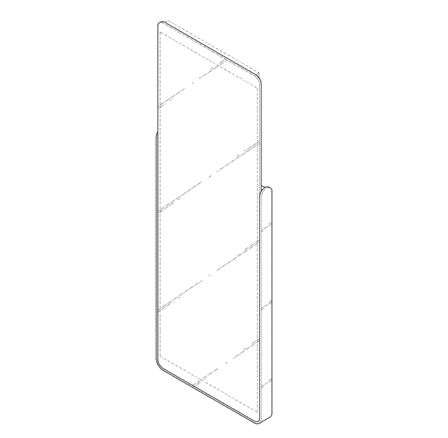LG-patent-foldable smartphone-2