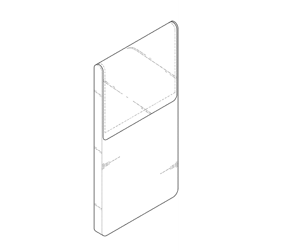 LG-patent-foldable smartphone-3