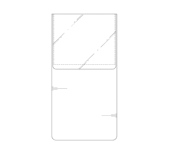 LG-patent-foldable smartphone