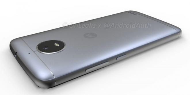 Lenovo Moto E4 Plus