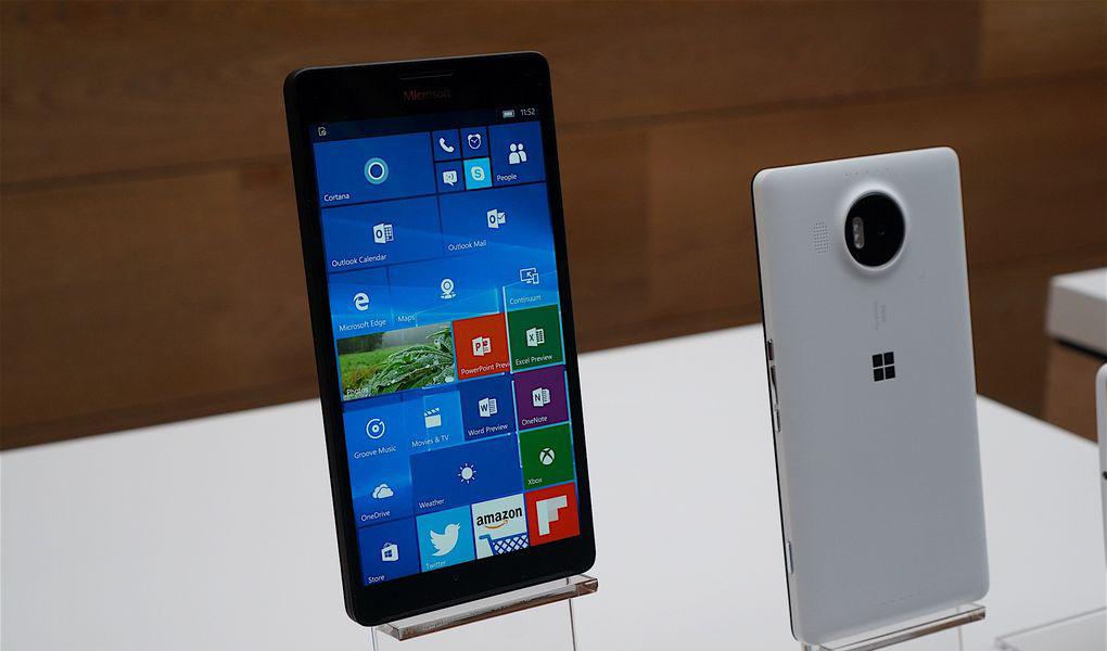Lumia 950& XL 950