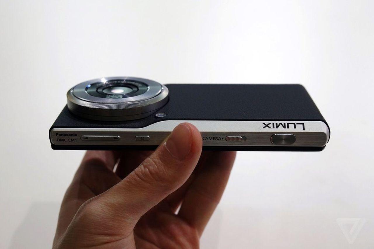 Lumix CM1 -cameraphone