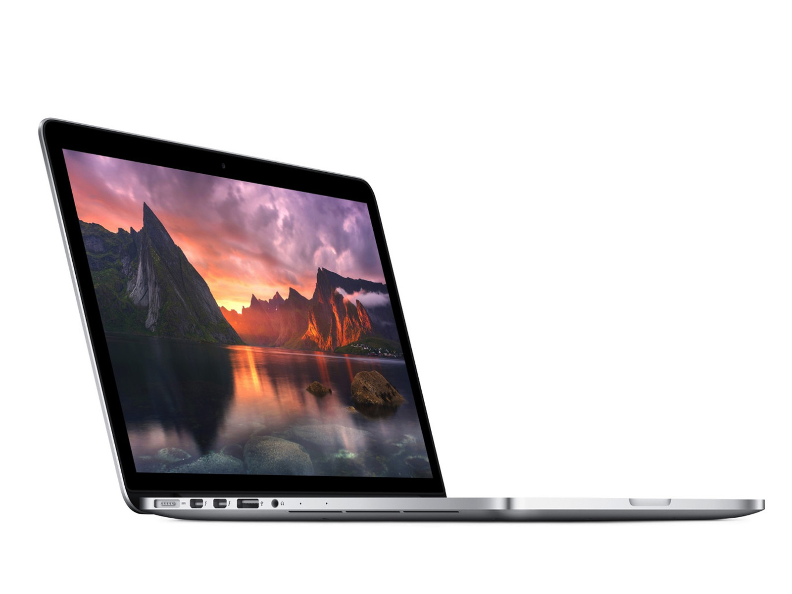 MacBook Pro 13-inch- Retina display