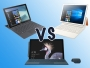 Microsoft Surface Pro vs MateBook E vs Galaxy Book