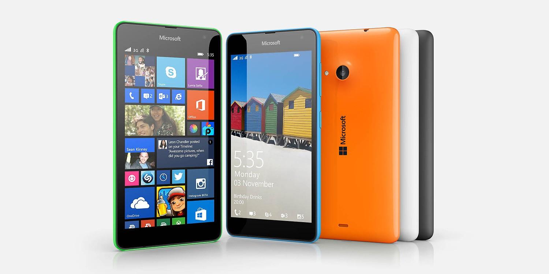 Microsoft-Windows-Phones