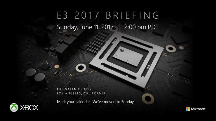 مايكروسوفت تستعد للكشف عن Scorpio في 11 من يونيو