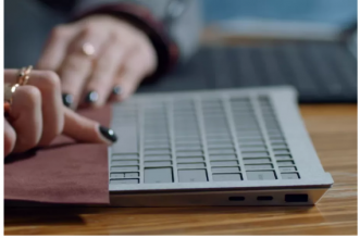 Microsoft's prototype Surface Laptop included two USB-C ports